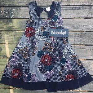 Maeve Floral Cut Out Dress